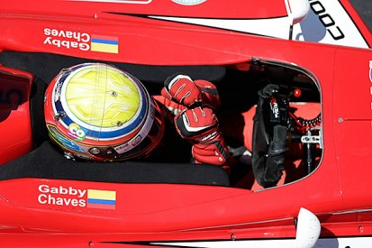 Pocono Indy Lights: Gabby Chaves takes fourth win of 2014