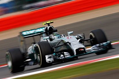 British GP: Rosberg on pole as team-mate Hamilton finishes sixth