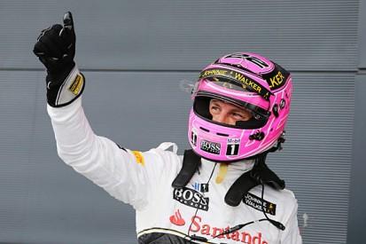 British GP qualifying: Jenson Button took risks to qualify third