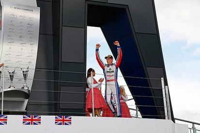 Silverstone GP3: Jimmy Eriksson beats Alex Lynn for first win