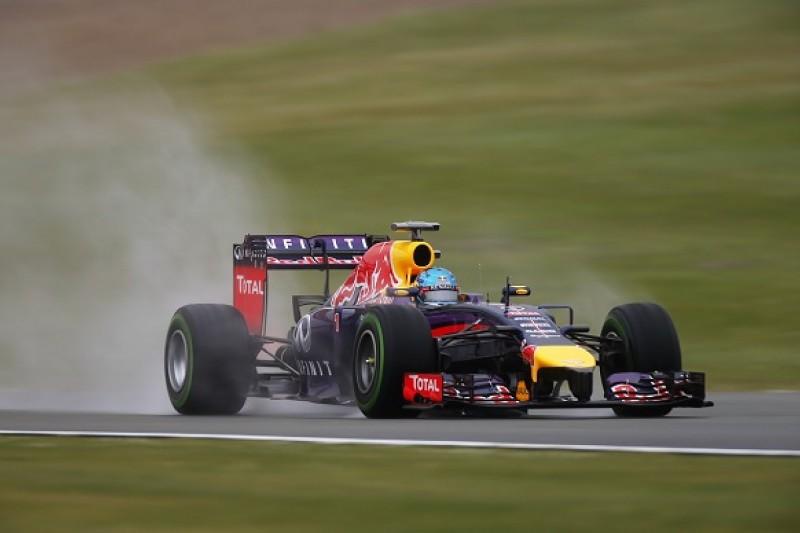 British GP: Sebastian Vettel leads Red Bull 1-2 in final practice