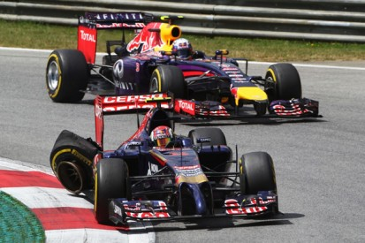 Toro Rosso F1 team held crisis meeting after Austrian GP