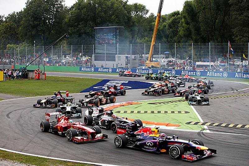 Raikkonen believes F1 would be 'very stupid' to drop Monza