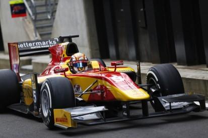 Silverstone GP2: Raffaele Marciello sets practice pace