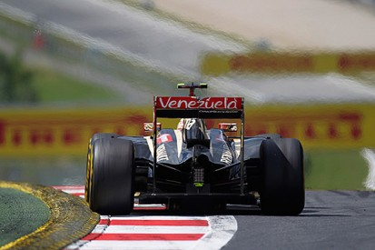 Mercedes F1 move would not cure Lotus issues instantly - Maldonado