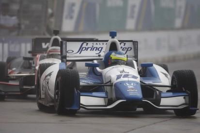 Houston IndyCar winners Carlos Huertas and Dale Coyne Racing fined