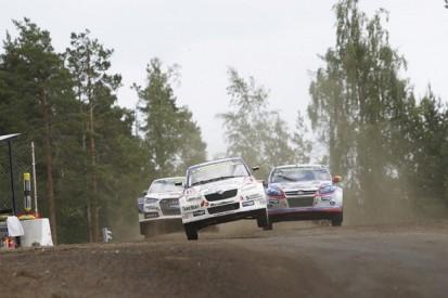 Ferrari F1 driver Kimi Raikkonen keen to try World Rallycross