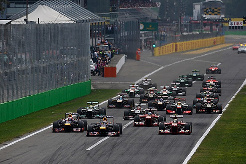 Monza F1 race set to be dropped after 2016, according to Ecclestone
