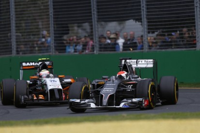Adrian Sutil doesn't regret leaving Force India F1 team for Sauber