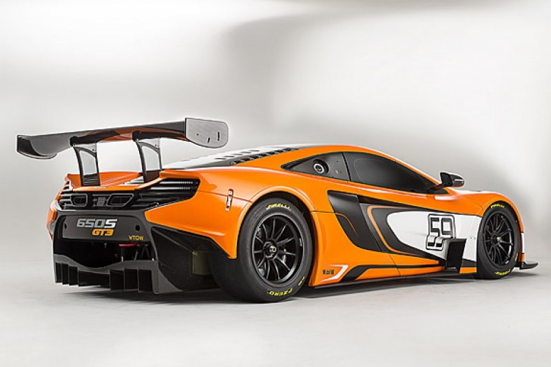 McLaren closing on return to the Le Mans 24 Hours with 650S GT car