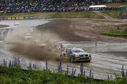 Kouvola World Rallycross: Tanner Foust repeats event success