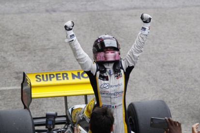Imola Auto GP: Michela Cerruti holds off Kevin Giovesi for win