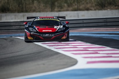 Paul Ricard Blancpain: Alvaro Parente puts ART McLaren on pole