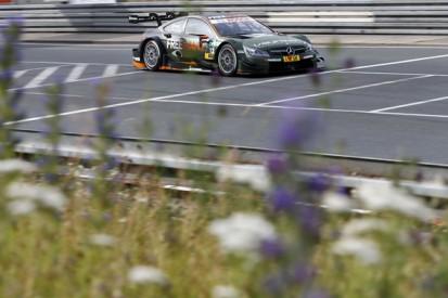 Norisring DTM: Robert Wickens beats Paul di Resta to pole