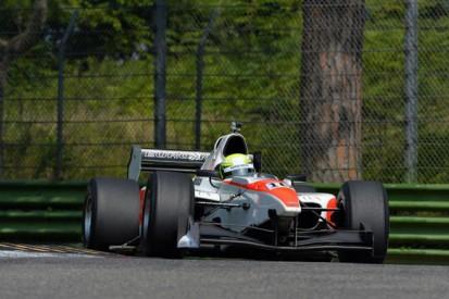 Imola Auto GP: Kimiya Sato and Markus Pommer share practice honours
