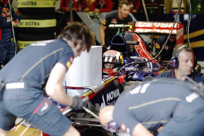 Toro Rosso and Renault cleared over indoor Formula 1 test