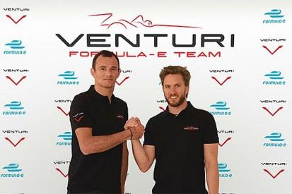 Ex-F1 racers Heidfeld and Sarrazin to race for Venturi in Formula E