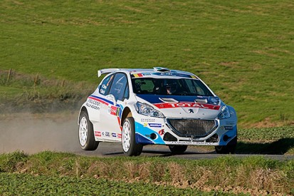Yorkshire set to host European Rally Championship round in 2015