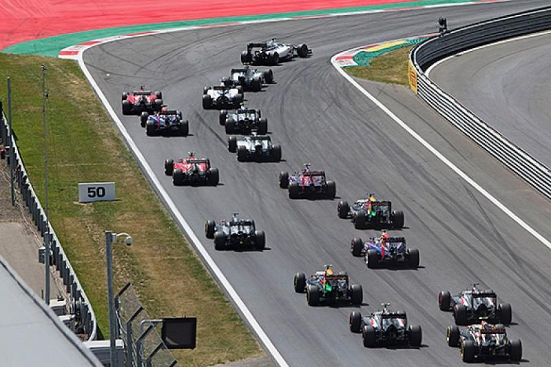 Bernie Ecclestone would be 'happy' if Formula 1 grid shrinks