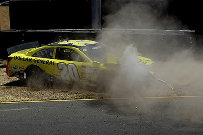 Earnhardt 'sick' about Kenseth clash in Sonoma Sprint Cup race
