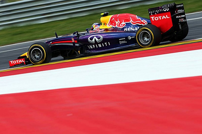 Red Bull rules out building own Formula 1 engine