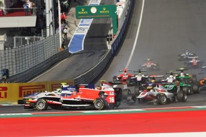 Red Bull Ring GP3: Fontana penalised for Stoneman start crash
