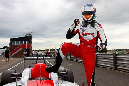 Snetterton British F3: Matt Rao victorious in race two