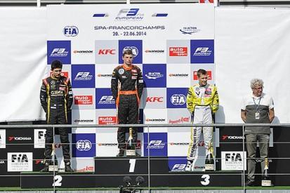 Spa European F3: Max Verstappen wins again in race two