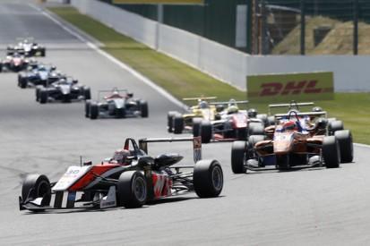 Spa European F3: Max Verstappen wins thrilling opening race