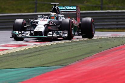 Austrian GP: Lewis Hamilton baffled by Q3 spin