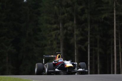 Red Bull Ring GP3: Alex Lynn dominates practice for Carlin