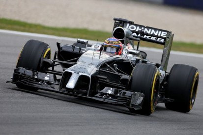 Austrian GP: Button says McLaren updates not enough for podium