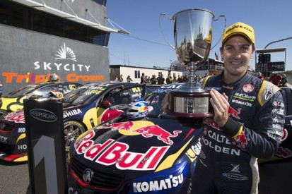 Hidden Valley V8 Supercars: Jamie Whincup ends barren run