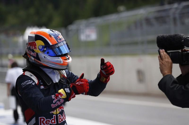 Red Bull Ring GP3: Alex Lynn tops tight qualifying for Carlin