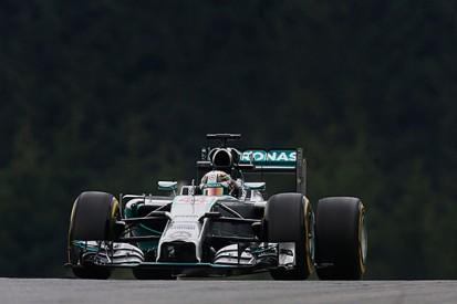 Austrian GP: Lewis Hamilton goes quickest in second practice