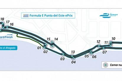 Formula E unveils Punta del Este circuit in Uruguay