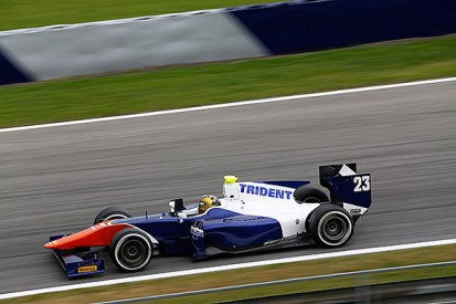 Red Bull Ring GP2: Johnny Cecotto Jr grabs pole in tight session