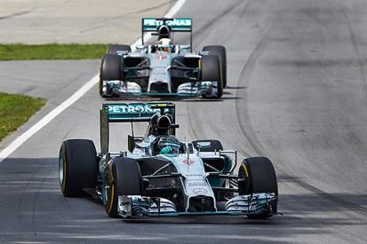 Mercedes F1 team tweaks cooling of electronics system for Austria