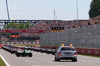 Formula 1 to switch to standing restarts after safety cars in 2015