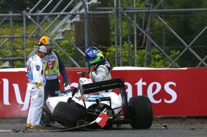 Felipe Massa: Sergio Perez risks a Romain Grosjean reputation