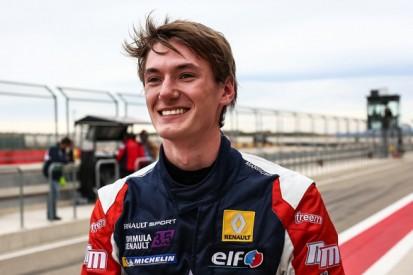 Ex-Formula Renault 3.5 driver Martsenko in Hilmer GP3 move