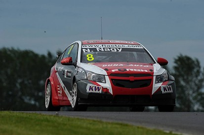 Norbert Nagy joins Campos for Spa WTCC round