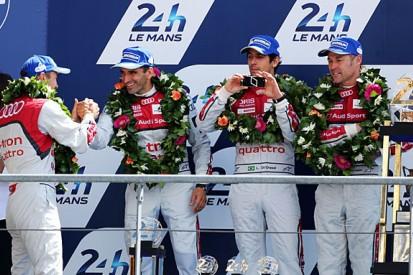 Marc Gene hopes for more Audi LMP1 drives after Le Mans stand-in