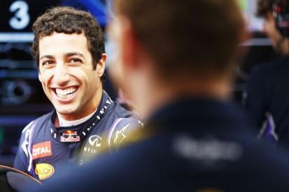 Ricciardo's attitude amazing says Red Bull F1 tech chief Newey