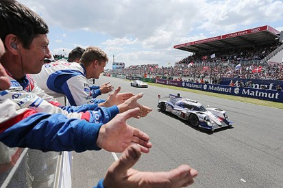 Le Mans 24 Hours podium no consolation for Toyota drivers