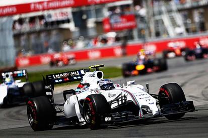 Bottas says Williams F1 team not making the same mistakes
