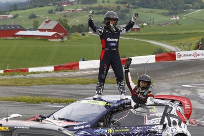 Hell World Rallycross: Reinis Nitiss storms to victory