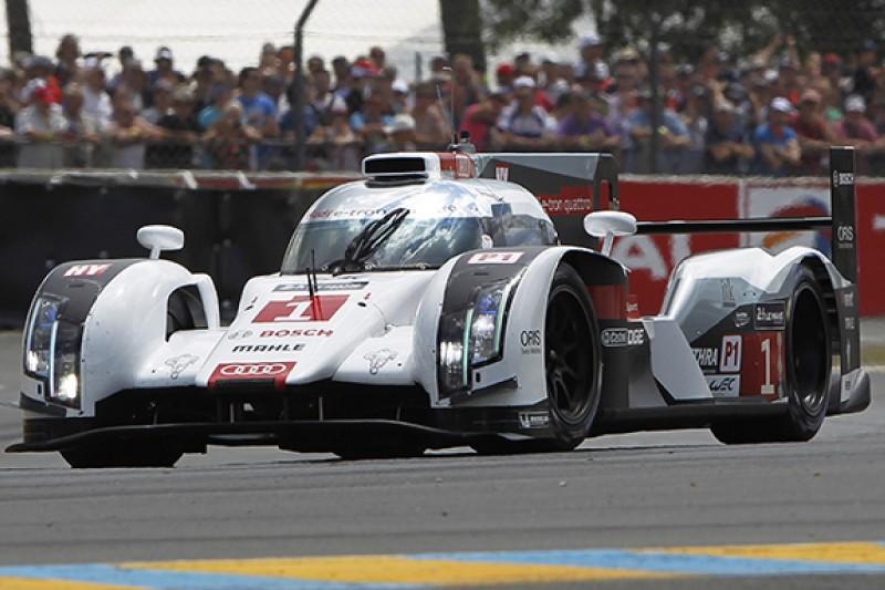 Le Mans 24 Hours: Marc Gene puts Mark Webber Porsche a lap down