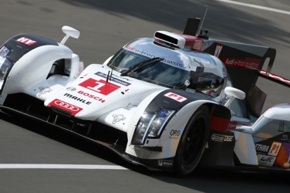 Le Mans 24 Hours: Tom Kristensen maintains Audi's lead in hour 20