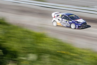 Hell World Rallycross: Reinis Nitiss leads after opening day